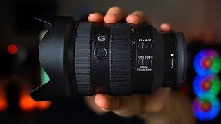 Sony FE 24-105mm F4 G OSS Revi…