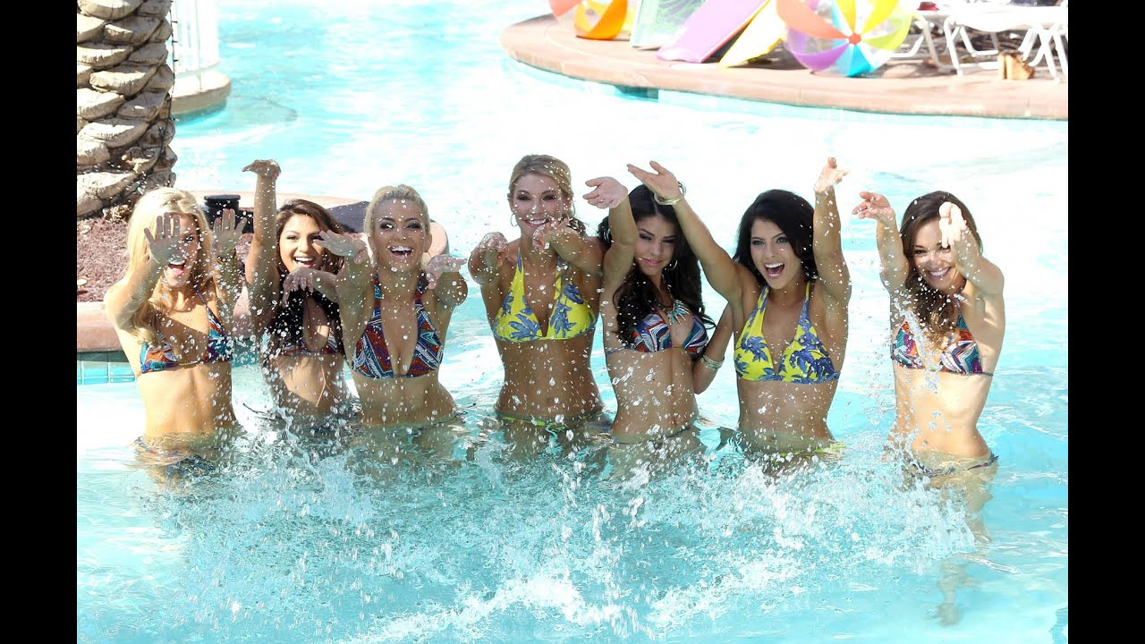Awesome bikini pool party youtube - How to make a pool party ...