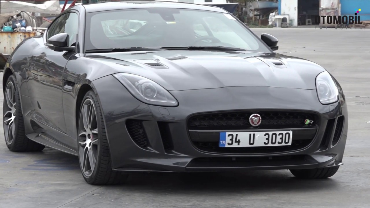 550 hp 39 lik jaguar f type r coupe awd test s r youtube. Black Bedroom Furniture Sets. Home Design Ideas