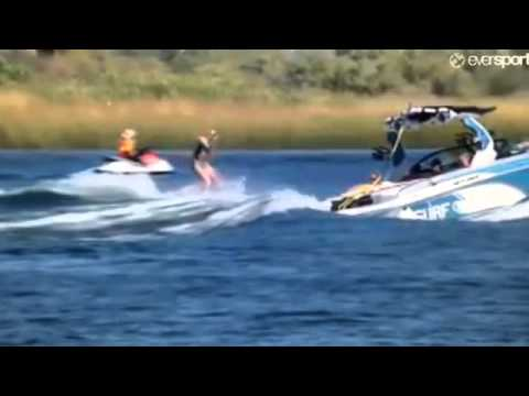 Kia Grindland 2015 World Wake Surf Championship Runs