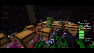 THE BEST RAID EVER DONE ON MINECRAFT FACTIONS!!!