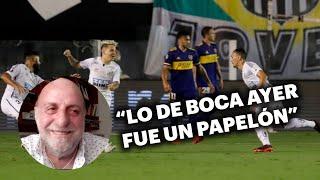 PAGANI opinó SIN FILTRO del partido de BOCA | Sportia