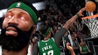 🚫 BLOCK PARTY IN BROOKLYN! NBA 2K20 My Career Gameplay Best Paint Beast Center Build
