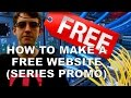 How To Make A Free Website (SERIES PROMO)