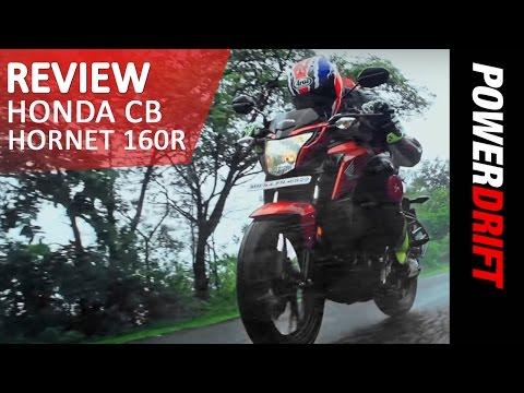 Honda CB Hornet 160R : Review : PowerDrift