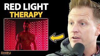 How Red Light Therapy Can Help You Sleep Better, Boost Testosterone, Improve Brain Health and More