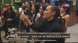 Zadruga 2   Borina Grupa Izvodi Himnu Zadruge 2   26.11.2018.