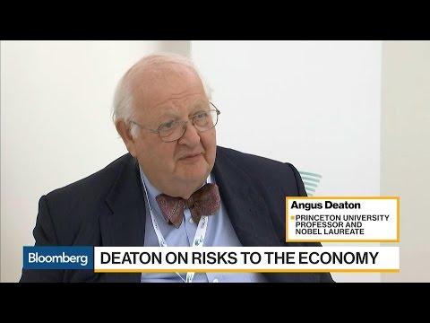 Nobel Laureate Deaton on Globalization, Inequality