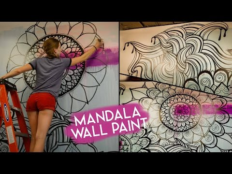 Mandala Wall Art | NO STENCILS