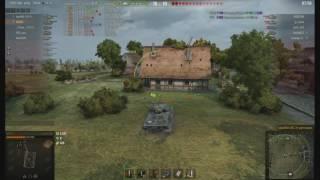 World Of Tanks Лорейн 40т,LORRAINE 40T,11 Фрагов,6000 урона,Мастер