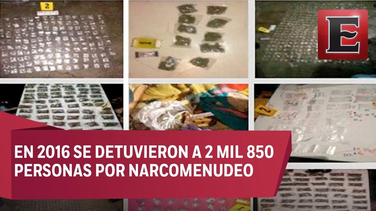 Aumenta Narcomenudeo En La Cdmx Youtube