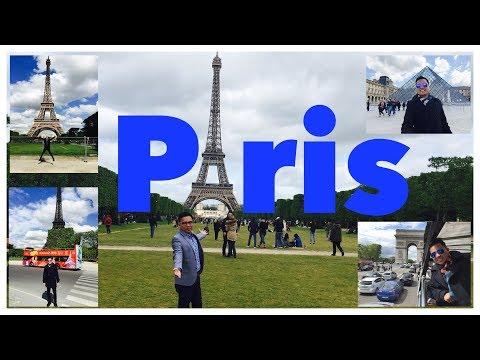 Viaje ni Blue: Paris Journey