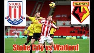 Video Gol Pertandingan Stoke City vs Watford