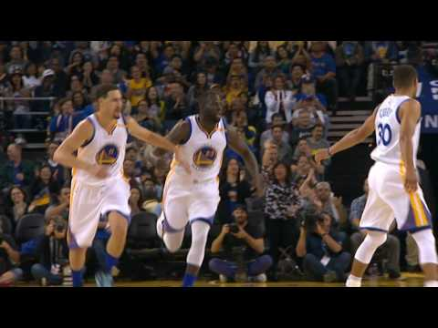 Golden State Clicks on All Cylinders against LA Clippers