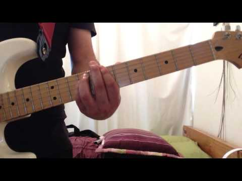 Green Day - Bab´s Uvula Who Guitar Cover