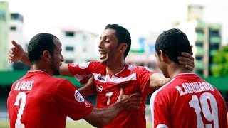 SF1 - Palestine vs Afghanistan: AFC Challenge Cup 2014 (Full Match)