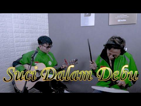 Image of SUCI DALAM DEBU - IKLIM (LIRIK) COVER BY TRI SUAKA