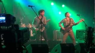 DISPATCH - Open up - Live in Köln, Germany