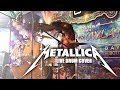 Metallica - Enter Sandman LIVE Drum Cover by Nur Amira Syahira
