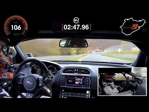 Jaguar XE SV Project 8 | Record-Breaking Performance | Jaguar USA