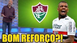 FLUMINENSE ACERTA A CONTRATAÇÃO DE JUNIOR TAVARES! - MERCADO DA BOLA