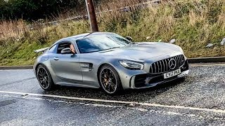 Daily driving the Mercedes AMG GTR is a DREAM!