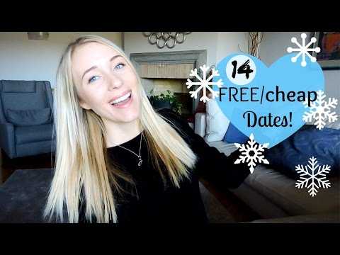 14 FREE-CHEAP DATES [WINTER EDITION]