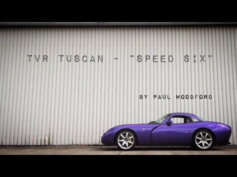 TVR Tuscan Speed Six classic car review – Paul Woodford