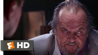 The Departed (3/5) Movie CLIP - Costello Smells a Rat (2006) HD
