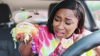 I ONLY ATE GAS STATION FOOD FOR 24 HOURS CHALLENGE!!!