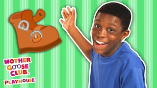 One, Two, Buckle My Shoe + More | Mother Goose Club Playhouse Songs & Rhymes