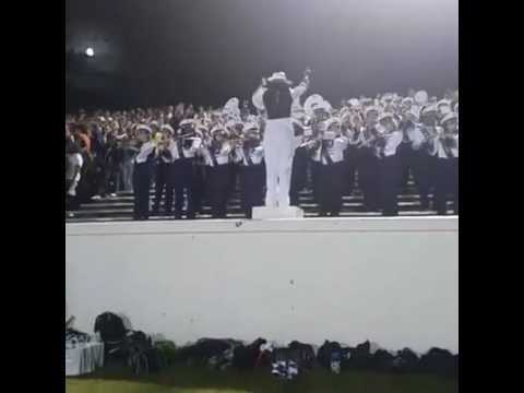 Grimsley High School Marching Band- Talking Out The Side of Your Neck