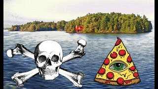 THE SECRET ILLUMINATI ISLAND THAT THEY DON'T WANT YOU TO FIND OUT ABOUT...