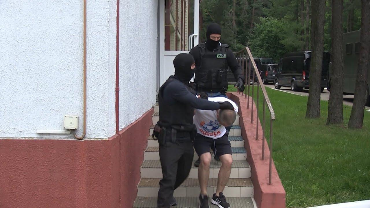 В Белоруссии сообщили о задержании «боевиков российской ЧВК»