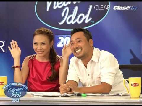 [Vietnam Idol 2012] Những khoảnh khắc vui nhộn và đáng yêu của BGK Vietnam Idol 2012