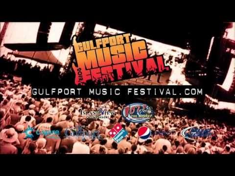 107.1 The Monkey presents The 2012 Gulfport Music Festival ...