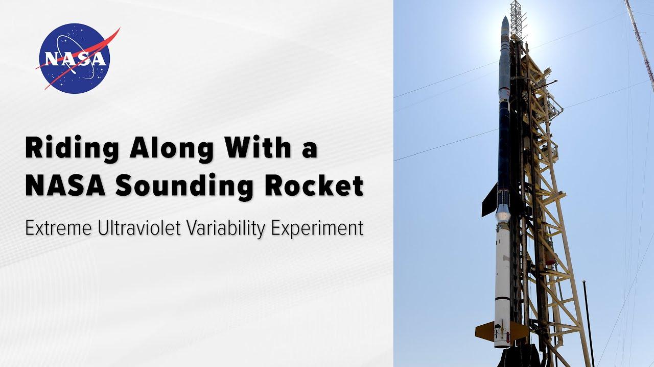 Riding Along With a NASA Sounding Rocket
