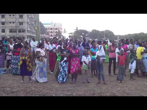 ALTER CALL IN AFRICA HEALING FESTIVAL 2015