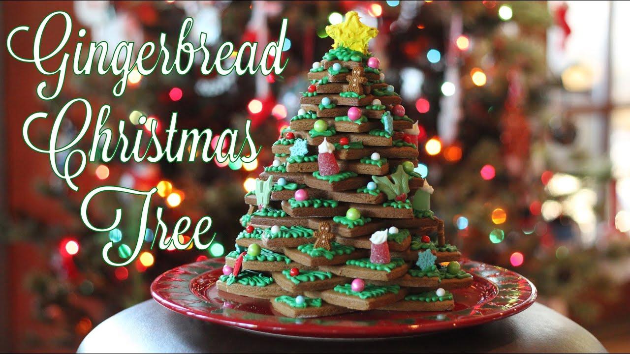 gingerbread christmas tree - Gingerbread Christmas Tree