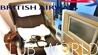 British Airways A380 BUSINESS CLASS (Club World) Los Angeles - London|TRIP REPORT
