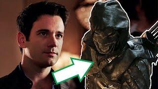 Prometheus is Tommy Merlyn? - Arrow Season 5