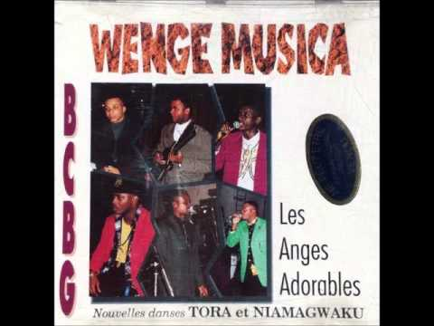 (Intégralité) Wenge Musica 4x4 - Les Anges Adorables Vol 1&2 1994 HQ