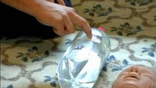 How To Perform CPR : How To Perform Infant CPR