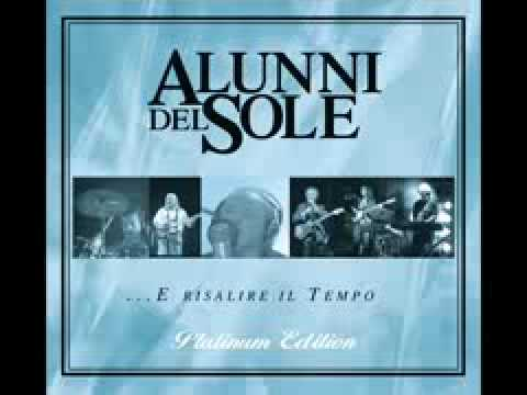 'a Canzuncella Alunni Del Sole