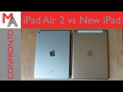 New iPad (2017) vs iPad Air 2 | Confronto e Speed Test