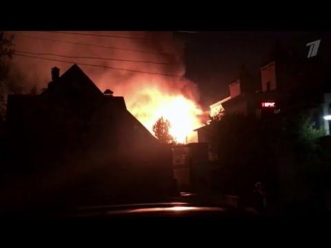 В Москве и Московской области произошло сразу два пожара в хостелах.