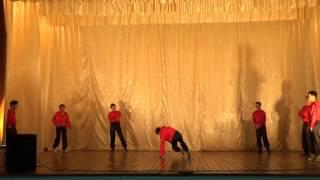 282 - Детский хореографический ансамбль Тонус, с. Михайловка - Seven friends seven stars