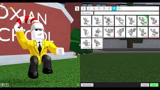 roblox school Cringley Avatar