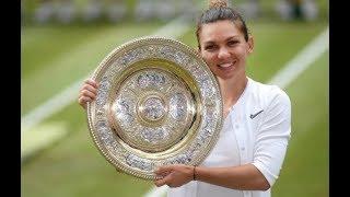 Simona Halep Wins 2019 Wimbledon Championship, Defeats Serena Williams