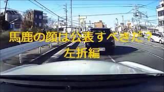 【ドラレコ】顔をさらけ出す( '-^ )b